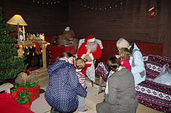 The Sussex Santa Experience at Spring Barn Farm