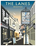 Meandering in the Lanes Guided Tour  - the heart of Brighton
