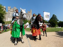 Medieval Jousting Tournament Week