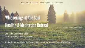 Meditation & Healing Weekend Retreat