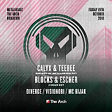Metalheadz Brighton at The Arch w/ Calyx And Teebee, Blocks And Escher, Diverge
