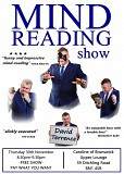 Mind Reading Show- David Terrence