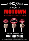 The Mojo Club - Motown / Vintage Soul & R&B