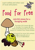 Foraging for free food: learn edible and other uses of wild plants in Brighton