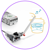Musical Robots! with Lego Mindstorms