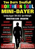 too darn soulful northern soul mini-dayer