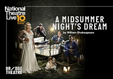NT Live: A Midsummer Night's Dream 12A