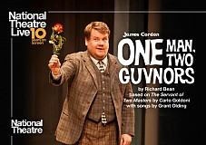 NT Live: One Man, Two Guvnors 12A
