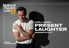 NT Live: Present Laughter 12A
