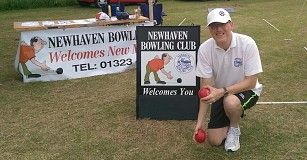 Newhaven Bowling Club #letsplaybowls FREE try it out sessions