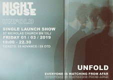 Night House : Unfold Single Launch