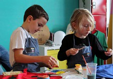 ONCA Kids Art Club: Imagine Make Play + Forest Jack (5-8 year olds)