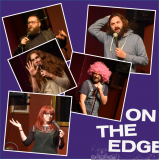On The Edge Comedy w/ Helen Bauer