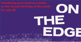 On the Edge Comedy w/ Don Biswas