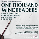 One Thousand Mindreaders - free workshop