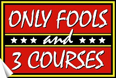Only Fools and 3 Courses Comedy Night and Dinner in Brighton