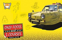 Only Fools and 3 Courses Dinner Show - Jurys Inn Brighton 22nd Feb