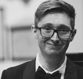 Organist Richard Dawson plays Bach, Elgar and Widor