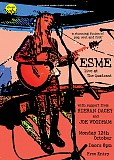 Overhead Wires Music presents... ESME + support