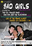 Overhead Wires Music presents Bad Girls + support