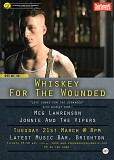 Ov Wires spotlight: Whiskey For The Wounded plus support