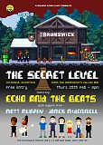 "Overhead Wires Music presents ""The Secret Level"" (ECHO AND THE BEATS + support)"