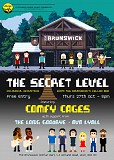 "Overhead Wires Music presents ""The Secret Level"" (COMFY CAGES + support)"