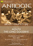 Overhead Wires Music presents Antidote + support