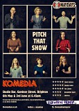 The Maydays present: Pitch That Show