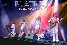PLATINUM – The Live Abba Tribute Show: STANDING