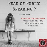 PUBLIC SPEAKING 4 WEEK COURSE