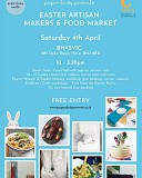 Paper Daisy Events Easter Artisan Makers & Food Market