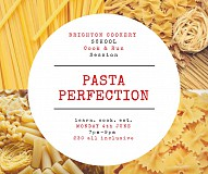 Pasta Perfection Cook & Run Cookery Class