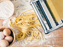 Pasta Perfection – LEARN.COOK.RUN