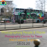 Photography course for teens - Beautiful Brighton