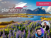 Planet Cruise Holiday Show