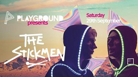 Playground Presents: The Stickmen