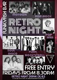 Retro Night 60s 70s 80s