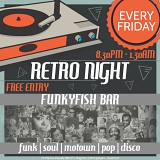 Retro Night - 60s, 70s & 80s