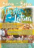 Retro Night & Fiesta Latina Party