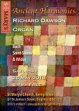 Richard Dawson - Free Organ Recital