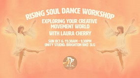 Rising Soul Dance Workshop: Exploring Your Creative Movement World