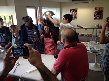Open Cookery Class - the social way to Learn, Cook, Eat