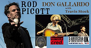 Rod Picott + Don Gallardo