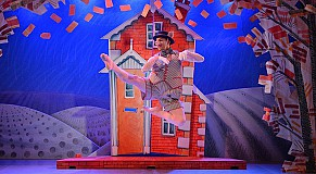 Ropetackle Cinema: Three Little Pigs (Bite Size Ballet): 11am & 2 pm