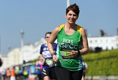 Run Brighton Marathon for the NSPCC