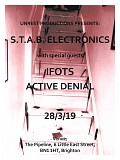 S.T.A.B Electronics, Iron Fist of the Sun, Active Denial