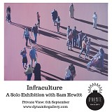 Sam Hewitt Returns to Dynamite Gallery - Infraculture