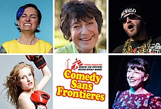 Sami Stone Presents: Comedy Sans Frontieres
