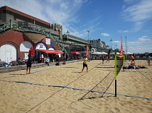 Sand Sports Weekend